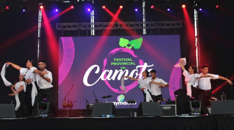 Comenzó el Festival Provincial del Camote