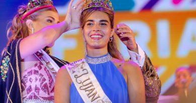 Guadalupe Allthabe Morenoes la nueva Reina de Luján de Cuyo