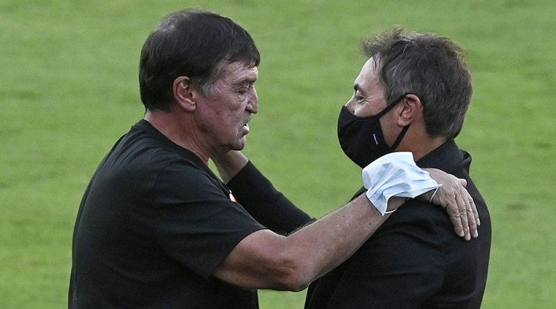 Brote de coronavirus en Independiente: Falcioni y cerca de diez jugadores contagiados