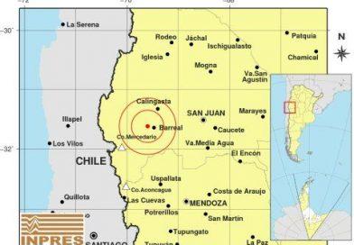 SUSTO – Sismo con epicentro en San Juan sacudió el mediodía de Mendoza  E