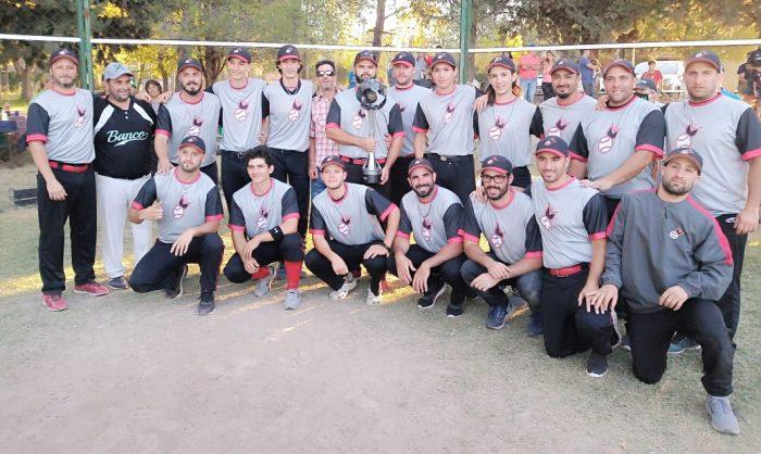 """Patronato, campeón del Torneo Vendimia de Sóftbol """"Ricardo Aznar"""""""