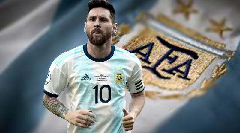 Lionel Messi llegó para jugar partidos de eliminatorias para Qatar 2022 y la Copa América