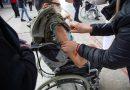 Personas con discapacidad que asisten a los talleres municipales se vacunaron contra el coronavirus